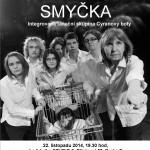 Plakát SMYČKA TaH Praha